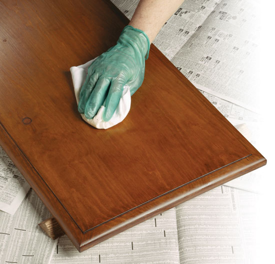 How to Stain Pine | Popular Woodworking Magazine