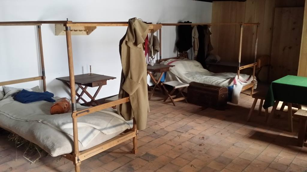 Roubo's Campaign Bed