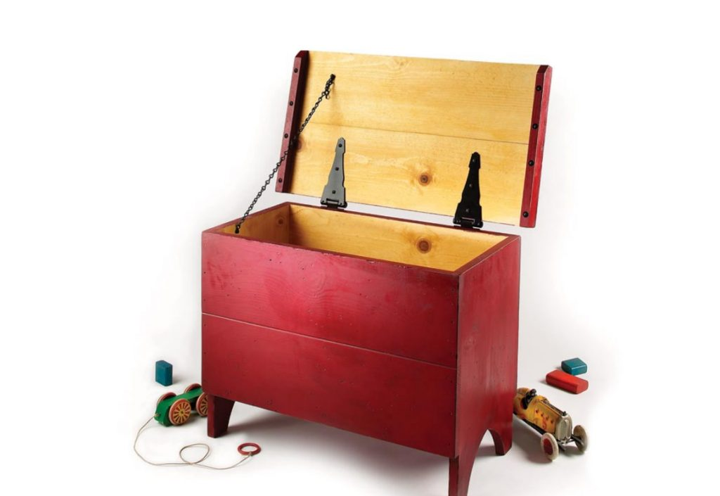 I Can Do That! Tool and Toy Chest