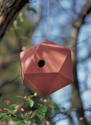 Icosahedron Wren House Project Download-0