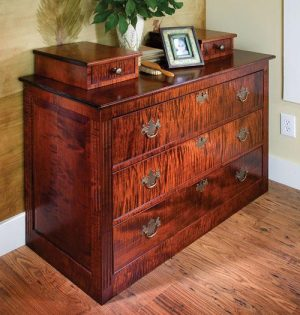 Three Drawer Dresser Project Download-0