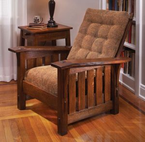 Gustav Stickley Morris Chair Digital Download-0
