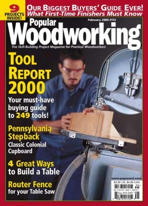 Popular Woodworking February 2000 Digital Download-0