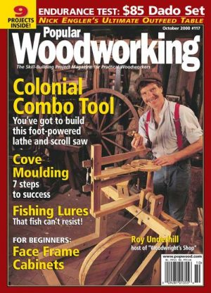 Popular Woodworking October 2000 Digital Download-0