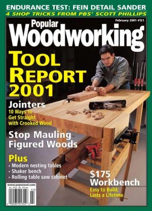 Popular Woodworking February 2001 Digital Download-0