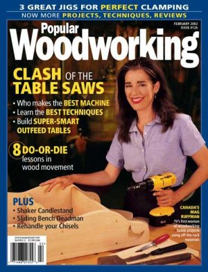 Popular Woodworking February 2002 Digital Download-0