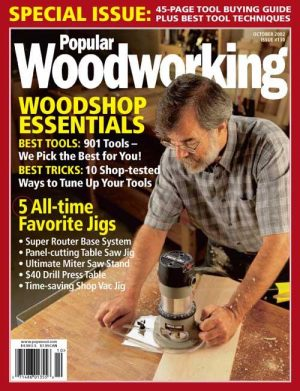 Popular Woodworking October 2002 Digital Download-0