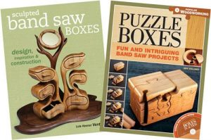Fun & Artistic Band Saw Boxes Collection-0