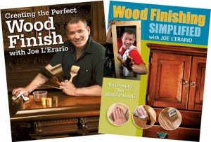 Wood Finishing with Joe L'Erario Collection-0