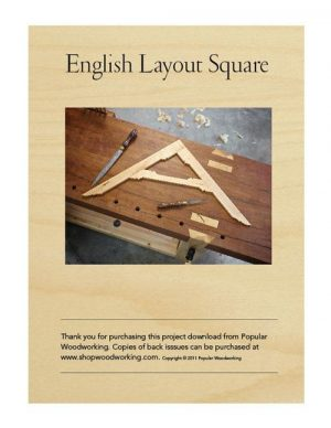 English Layout Square Digital Download-0