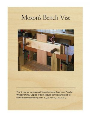 Moxon's Bench Vice Digital Download-0