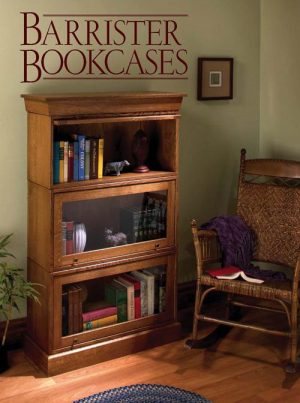 Easiest Barrister Bookcases-0