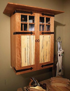 Arts & Crafts Tool Cabinet Digital Download-0