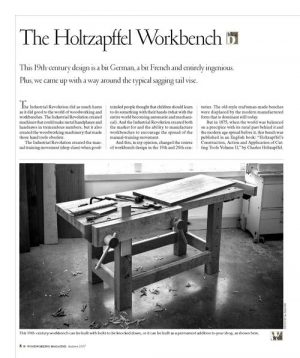 The Holtzapffel Workbench Digital Download-0