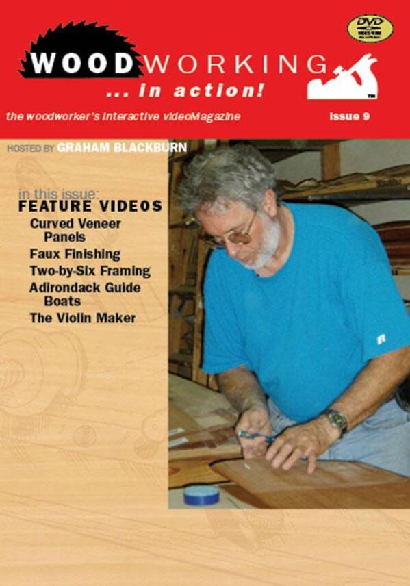 Woodworking in Action Volume 9 DVD-0