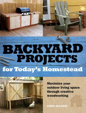 Backyard Projects for Today's Homestead eBook-0