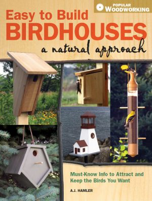 Easy to Build Birdhouses - A Natural Approach eBook-0