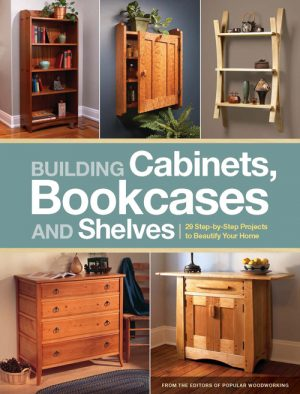 Building Cabinets, Bookcases and Shelves eBook-0