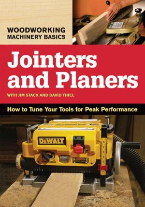 Woodworking Machinery Basics Jointers and Planers-0