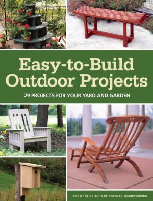 Easy-to-Build Outdoor Projects eBook-0