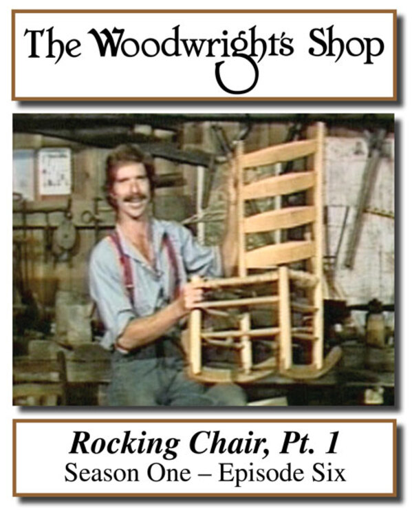 The Woodwright's Shop, S01, Ep06, Rocking Chair Video Download-0