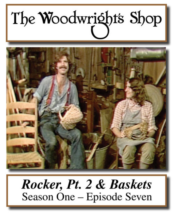 The Woodwright's Shop, S01, Ep07, Basket Weaving Video Download-0