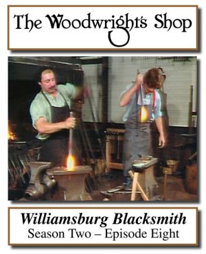 The Woodwright's Shop, Season 2, Episode 8 - Williamsburg Blacksmiths Video Download-0