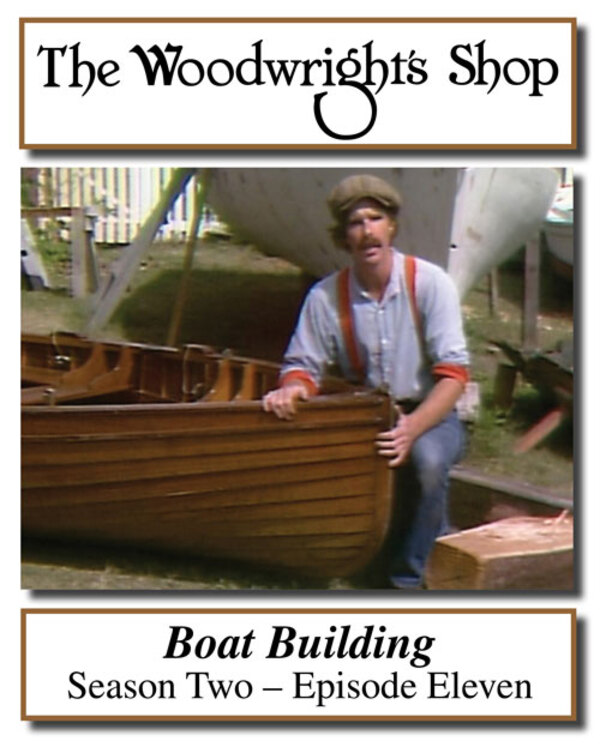 The Woodwright's Shop, Season 2, Episode 11 - Boat Building Video Download-0