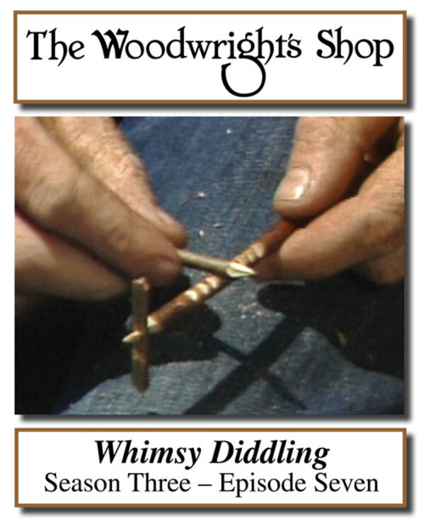 The Woodwright's Shop, Season 3, Episode 7 - Whimsy Diddling Video Download-0