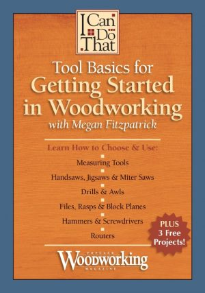 Tool Basics for Getting Started in Woodworking Video Download-0