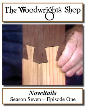 The Woodwright's Shop, Season 7, Episode 1 - Noveltails Video Download-0