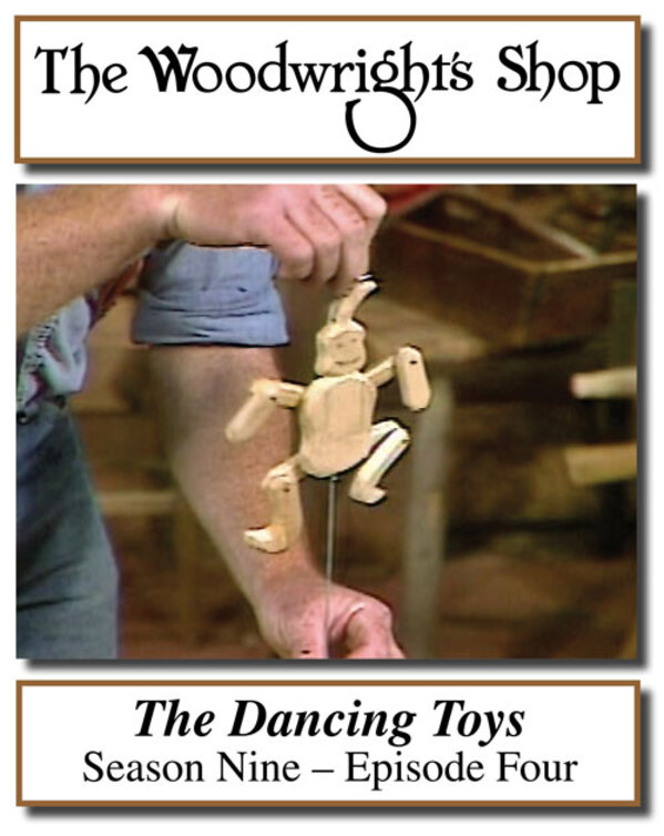 The Woodwright's Shop, Season 9, Episode 4 - The Dancing Toys Video Download-0