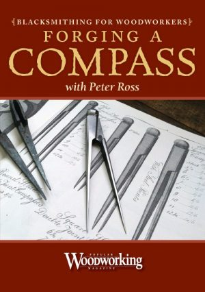 Blacksmithing for Woodworkers: Forging A Compass Video Download-0