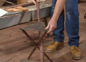 The Woodwright's Shop, Season 15, Episode 2 - Jefferson's Walking Stick-Chair Video Download-0