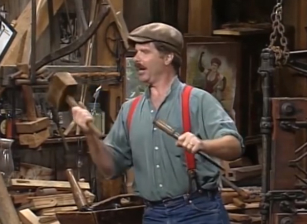 The Woodwright's Shop, Season 15, Episode 3 - Chisels, Gouges and Mallets Video Download-0