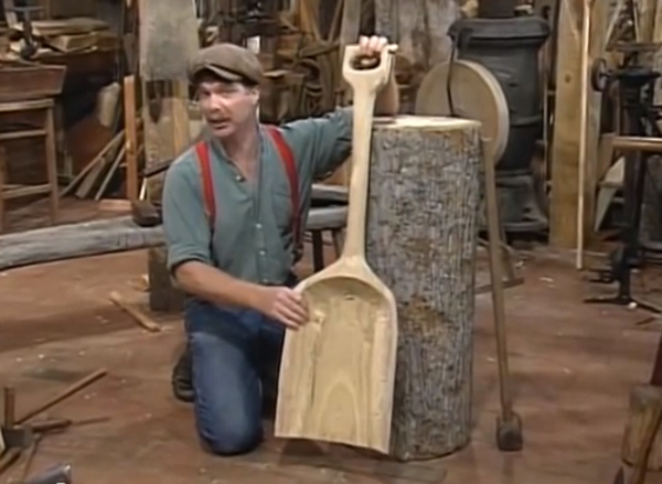 The Woodwright's Shop, Season 15, Episode 5 - Wooden Scoop, Shovel and Spoons Video Download-0