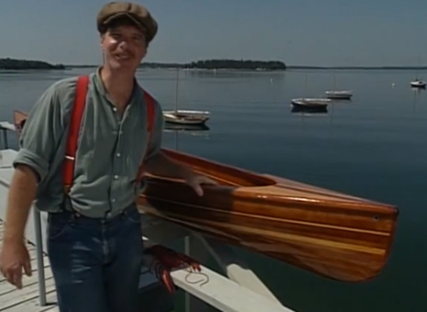 The Woodwright's Shop, Season 15, Episode 6 - The Wooden Boat School Video Download-0