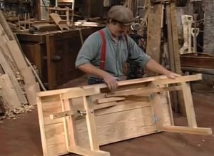 The Woodwright's Shop, Season 15, Episode 8 - Folding Workbench, Part 1 Video Download-0
