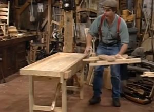 The Woodwright's Shop, Season 15, Episode 9 - Folding Workbench, Part 2 Video Download-0