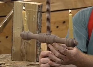 The Woodwright's Shop, Season 15, Episode 10 - Candlestick Maker Video Download-0