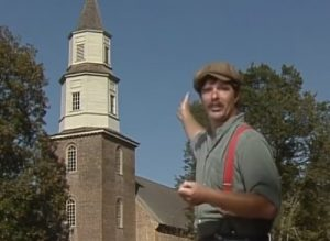 The Woodwright's Shop, Season 15, Episode 13 - Climbing a Colonial Steeple Video Download-0