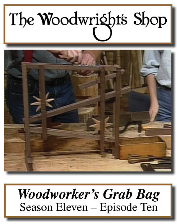 The Woodwright's Shop, Season 11, Episode 10 - Woodworker's Grab Bag Video Download-0