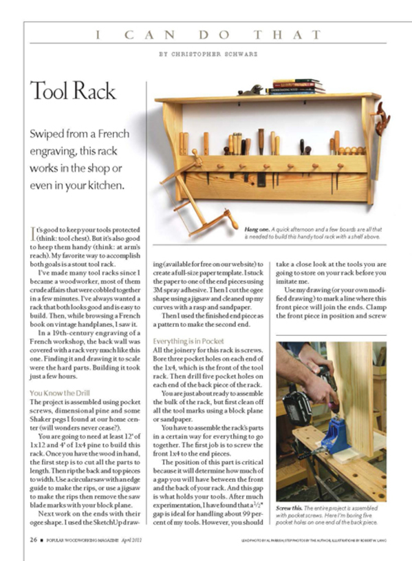 I Can Do That: Tool Rack Digital Download-0