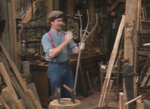 The Woodwright's Shop, Season 13, Episode 4 - Hickory Pitchfork Video Download-0