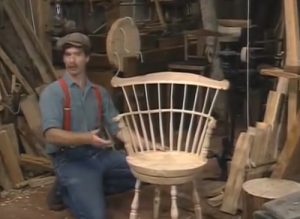 The Woodwright's Shop, Season 13, Episode 6 - Make A Windsor Chair, Pt. 1 Video Download-0