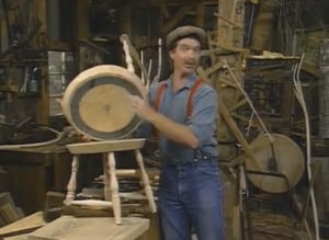 The Woodwright's Shop, Season 13, Episode 7 - Make A Windsor Chair, Pt. 2 Video Download-0
