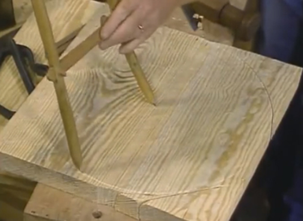 The Woodwright's Shop, Season 13, Episode 8 - Make A Windsor Chair, Pt. 3 Video Download-0