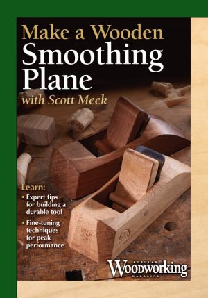 Make a Wooden Smoothing Plane Video Download-0
