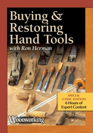 Buying & Restoring Hand Tools with Ron Herman Video Download-0