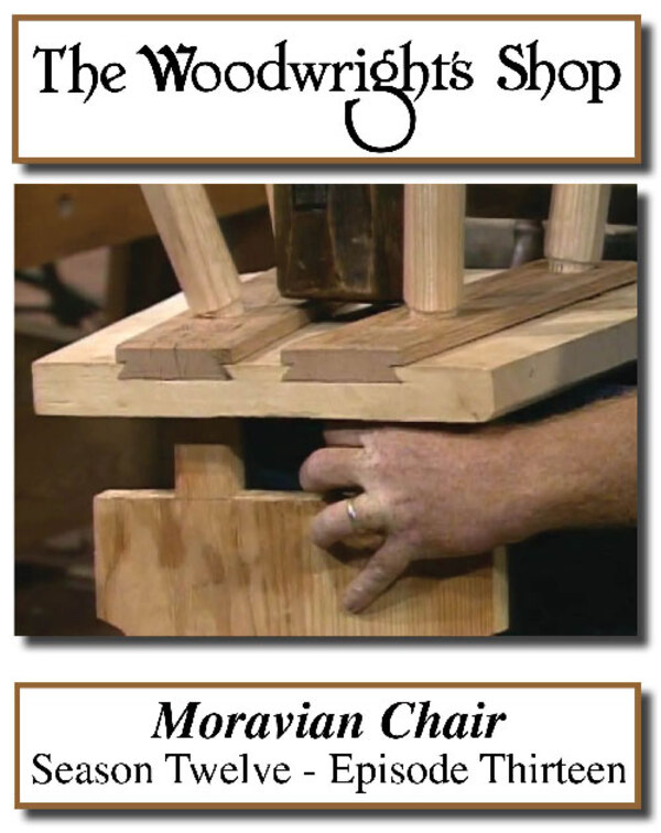 The Woodwright's Shop, Season 12, Episode 13 - Moravian Chair Video Download-0